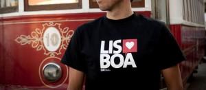 T-shirt Lisbonlovers