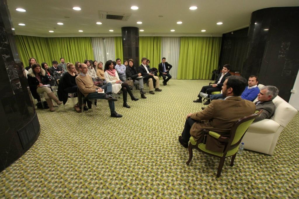 2ª Tourism Challenges Talk by Hotel Florida Empresas presentes: iClio Blablacar Zomato