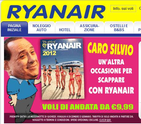 Ryanair-Berlusconi